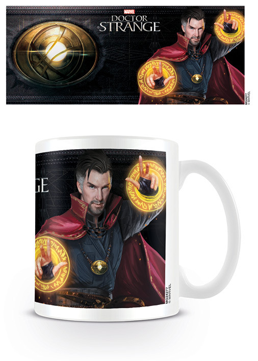 Caneca Doctor Strange - Eye of Agamotto