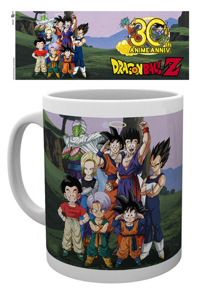 Caneca Dragonball z - 30th Aniversary