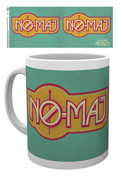 Caneca Fantastic Beasts And Where To Find Them - Nomad