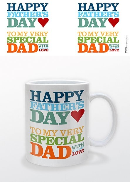 Caneca Father's Day - Happy
