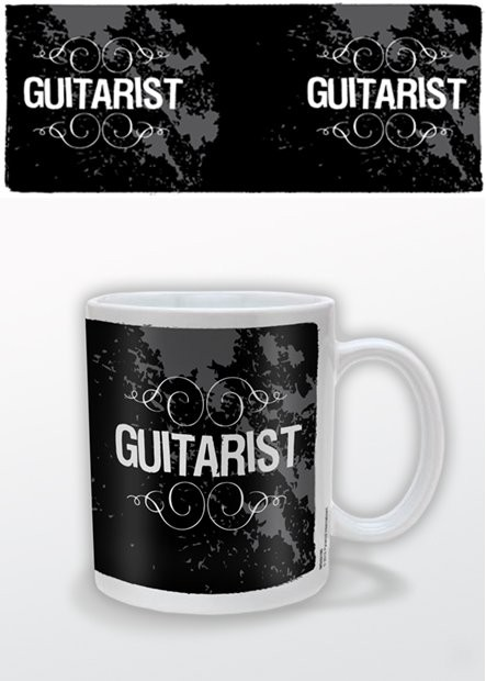Caneca Guitarist