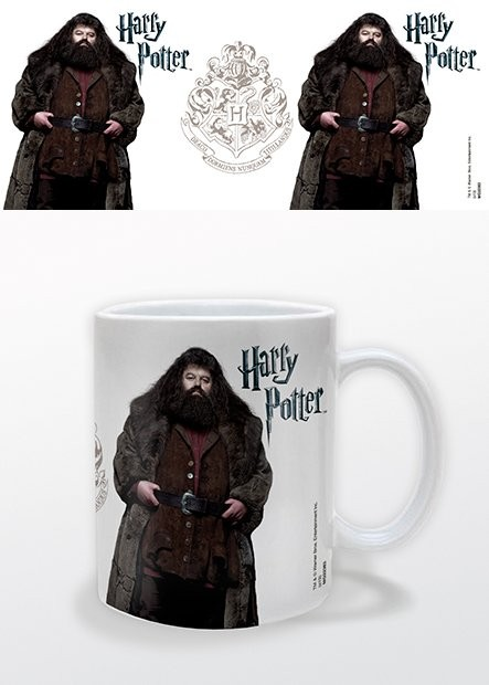 Caneca Harry Potter - Hagrid