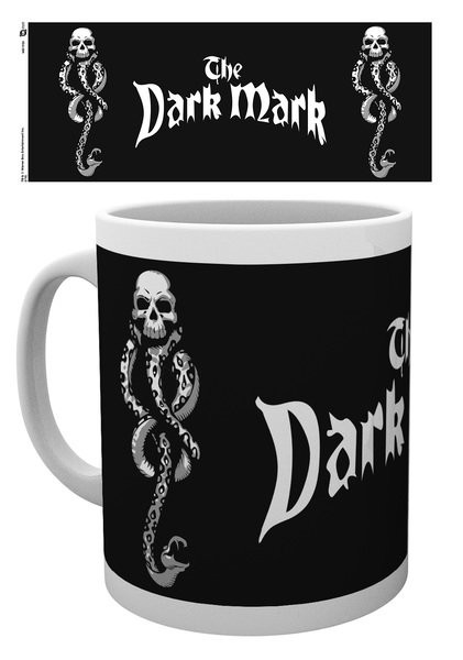 Caneca Harry Potter - The Dark Mark