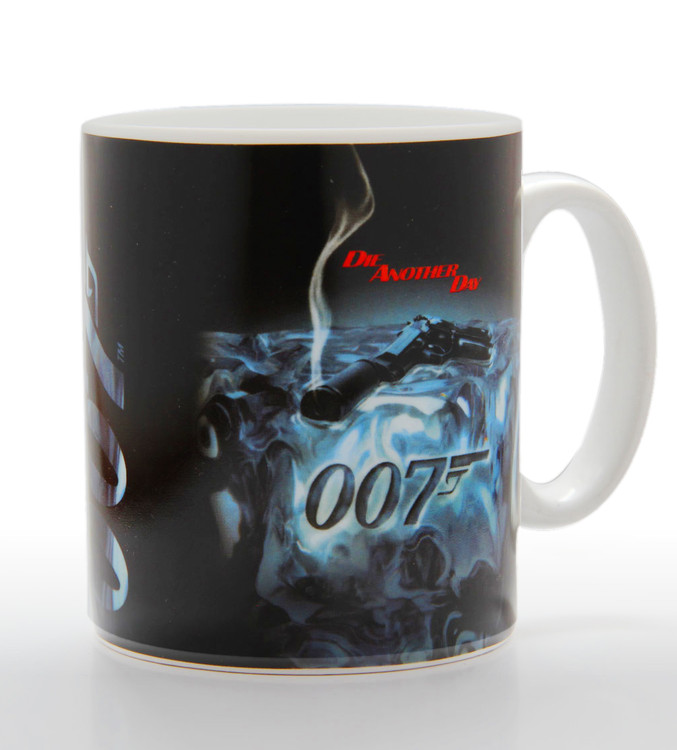 Caneca James Bond - die another day
