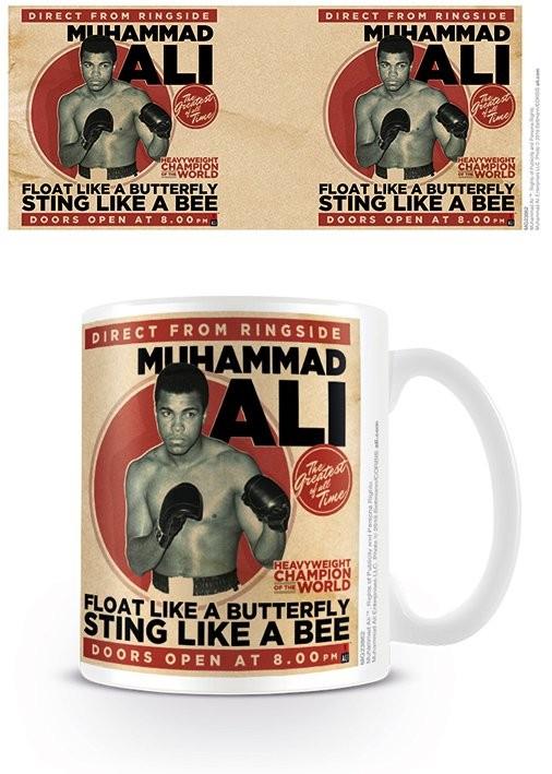Caneca Muhammad Ali - Vintage