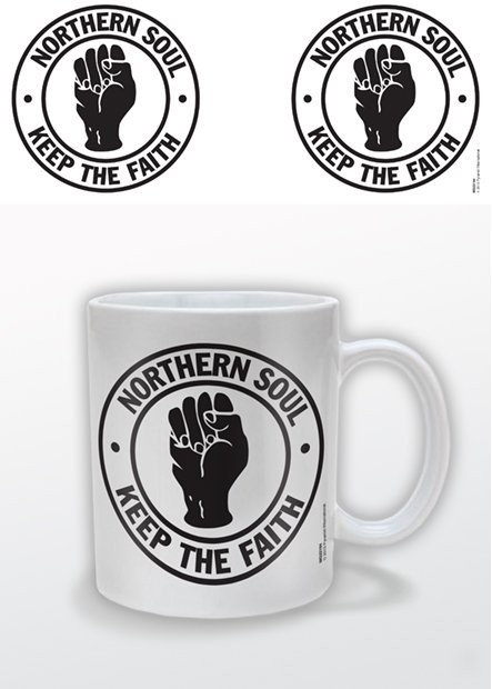 Caneca Northern Soul