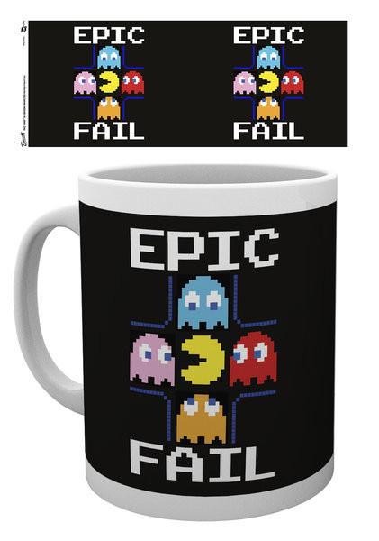 Caneca PACMAN - Epic Fail