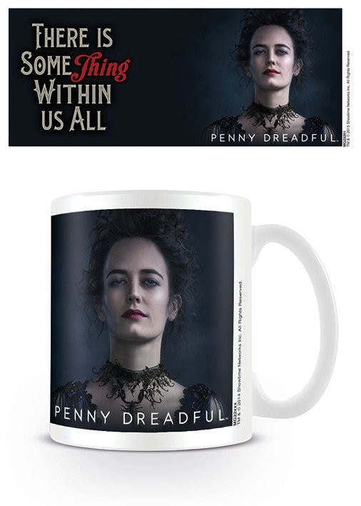 Caneca Penny Dreadful - Some Thing Within Us