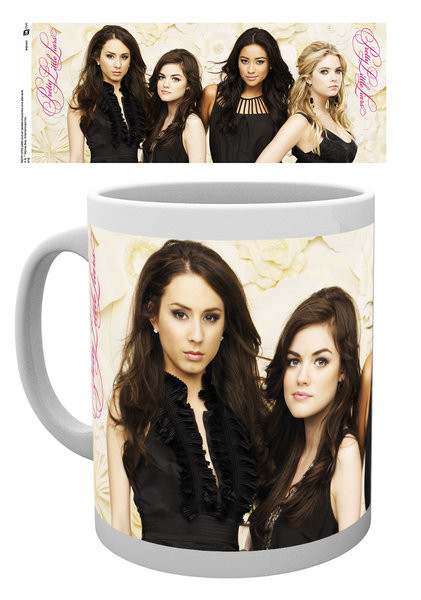 Caneca Pretty Little Liars - Girls