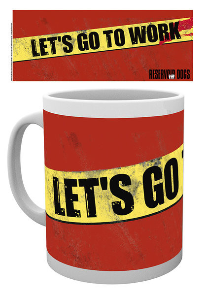 Caneca Reservoir Dogs - Go To Work