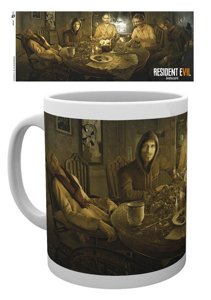 Caneca Resident Evil - Re 7 Family