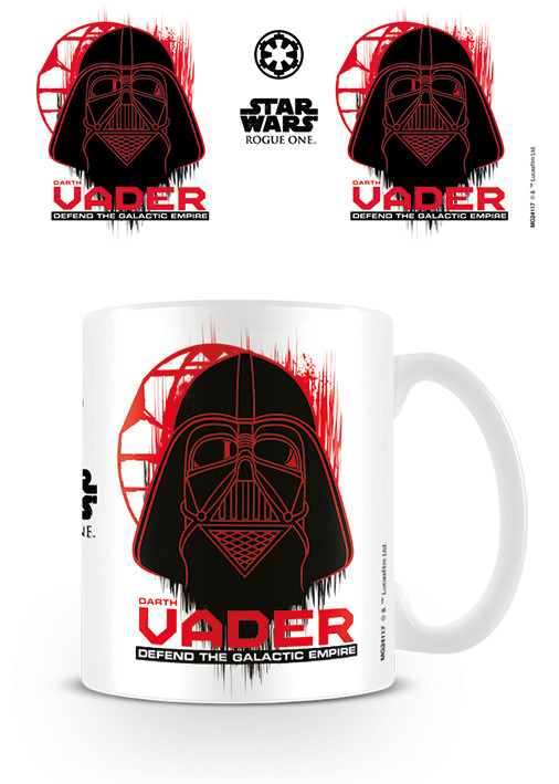 Caneca Rogue One: Star Wars Story - Darth Vader