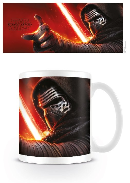 Caneca Star Wars Episode VII  - Kylo Ren Wrap