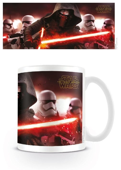 Caneca Star Wars Episode VII: The Force Awakens - Kylo Ren Stormtrooper