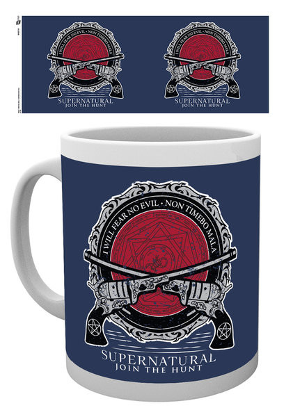 Caneca Supernatural - Guns