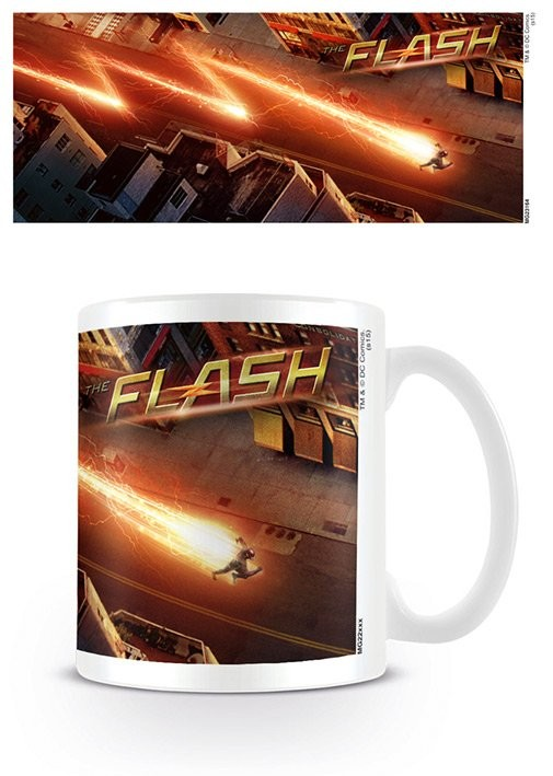 Caneca The Flash - Lightning