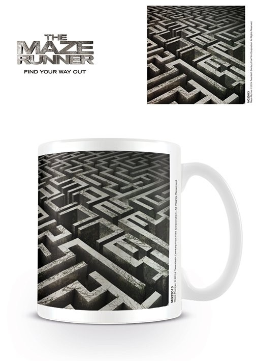 Caneca The Maze Runner - Maze