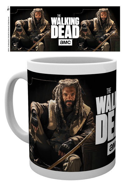 Caneca The Walking Dead - Ezekial