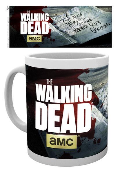 Caneca The Walking Dead - Need Rick