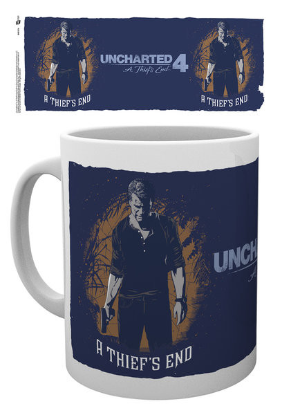 Caneca Uncharted 4: A Thief's End