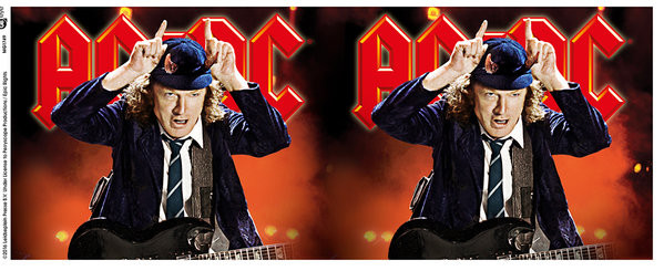 Caneca  AC/DC - Live