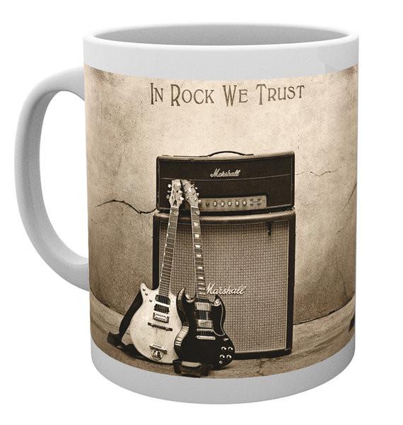 Caneca  AC/DC - Trust Rock