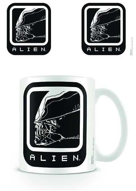 Caneca Alien - Icon
