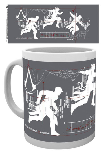Caneca Assassin's Creed - Run