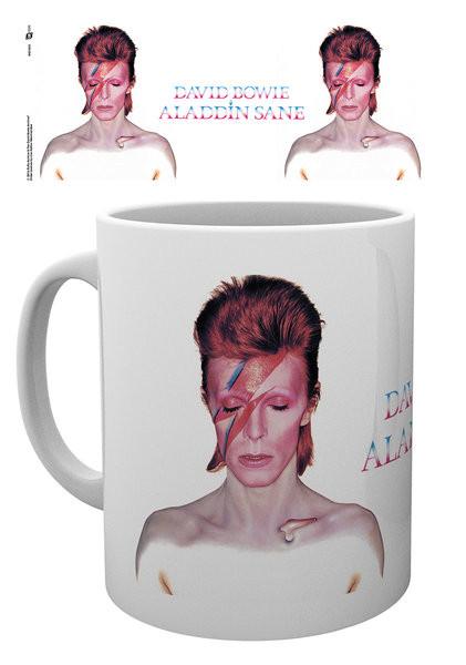 Caneca David Bowie - Aladdin Sane