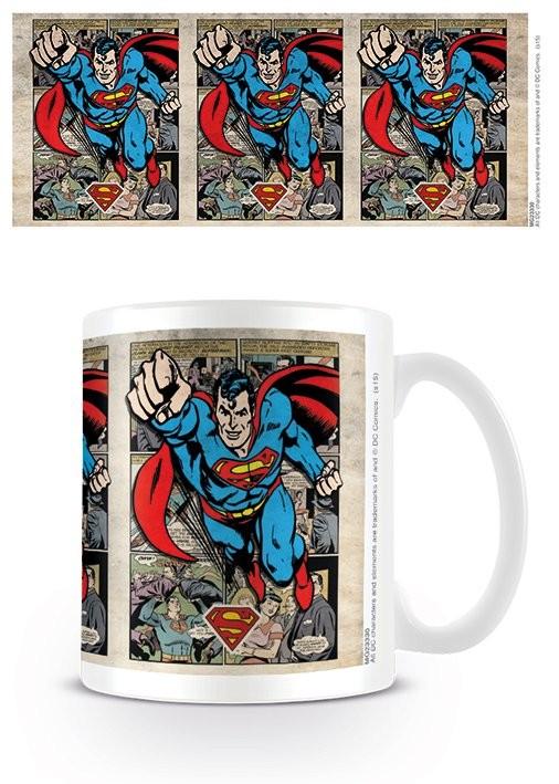 Caneca DC Originals - Superman - Montage