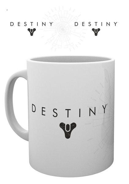 Caneca Destiny - Logo