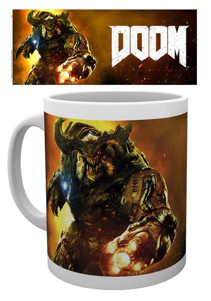 Caneca Doom - Cyber Demon