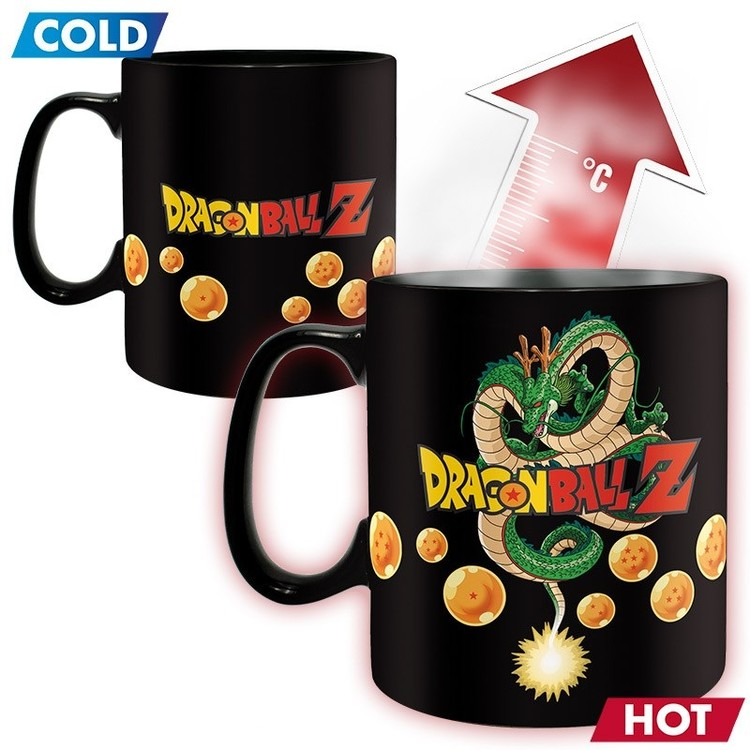 Caneca Dragon Ball - DBZ/ Vegeta