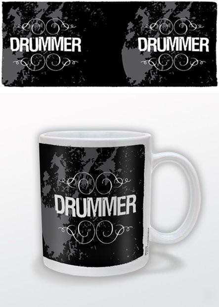Caneca Drummer