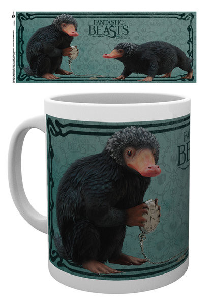 Caneca Fantastic Beasts And Where To Find Them - Niffler Character