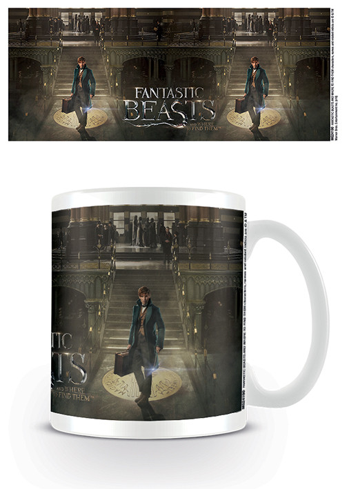 Caneca Fantastic Beasts And Where To Find Them - Teaser