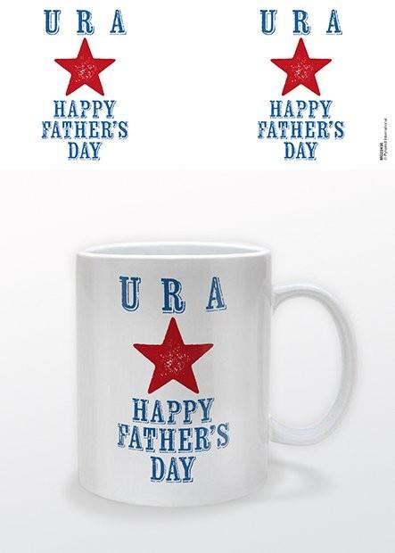 Caneca Father's Day - U R A Star