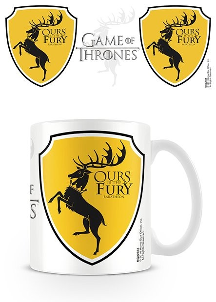 Caneca  Game of Thrones - Baratheon