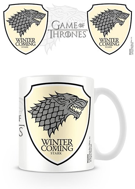 Caneca  Game of Thrones - Stark
