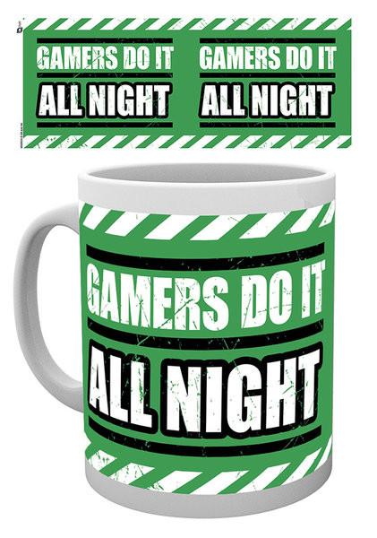 Caneca Gaming - All Night