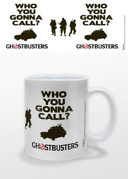 Caneca Ghostbusters - Who You Gonna Call