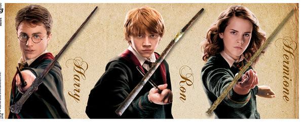 Caneca  Harry Potter - Wands