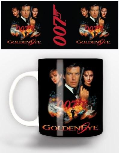 Caneca James Bond - goldeneye