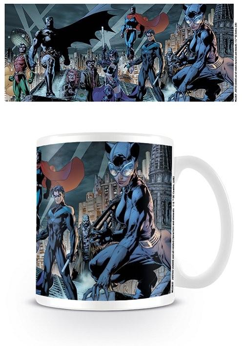 Caneca Justice League - Batman Family