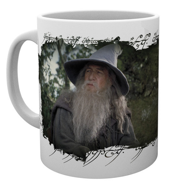 Caneca  Lord of the Rings - Gandalf