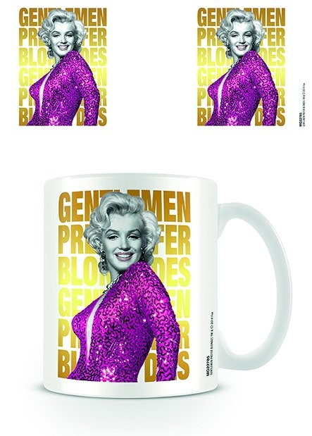 Caneca Marilyn Monroe - Pink