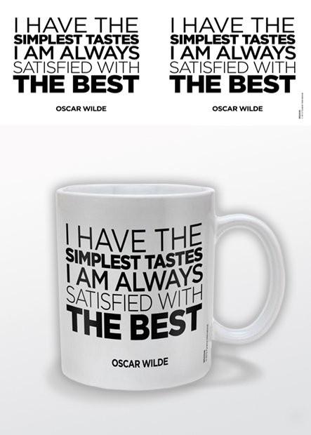 Caneca Oscar Wilde – The Best