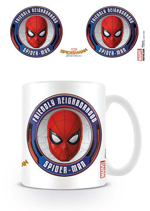 Caneca  Spider-Man Homecoming - Friendly