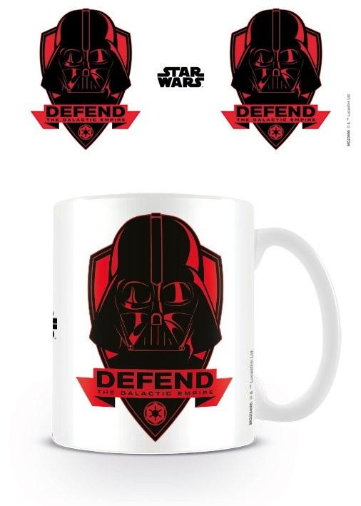 Caneca Star Wars - Defend the Empire