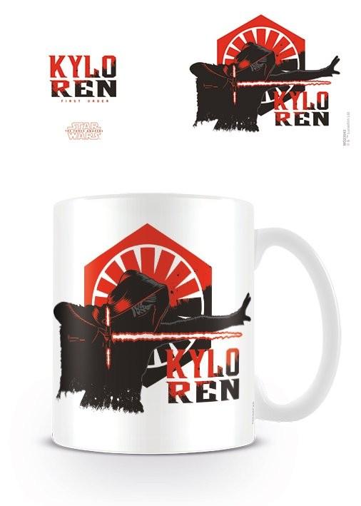 Caneca Star Wars Episode VII: The Force Awakens - Kylo Ren First Order